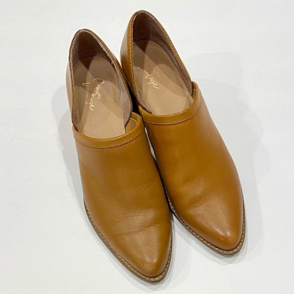 ❤️SOLD❤️Crown Vintage Leather Morrison Bootie